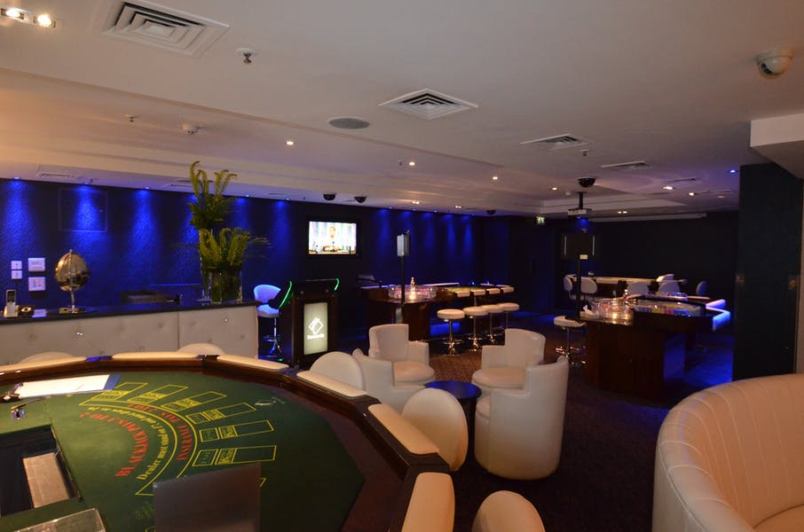Grosvenor casino poker room london