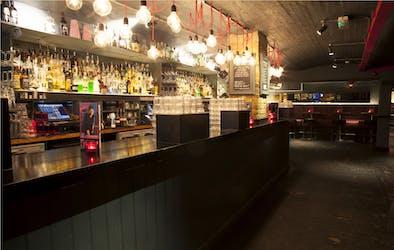 Hire Space - Venue hire Whole Venue at Adventure Bar Covent Garden