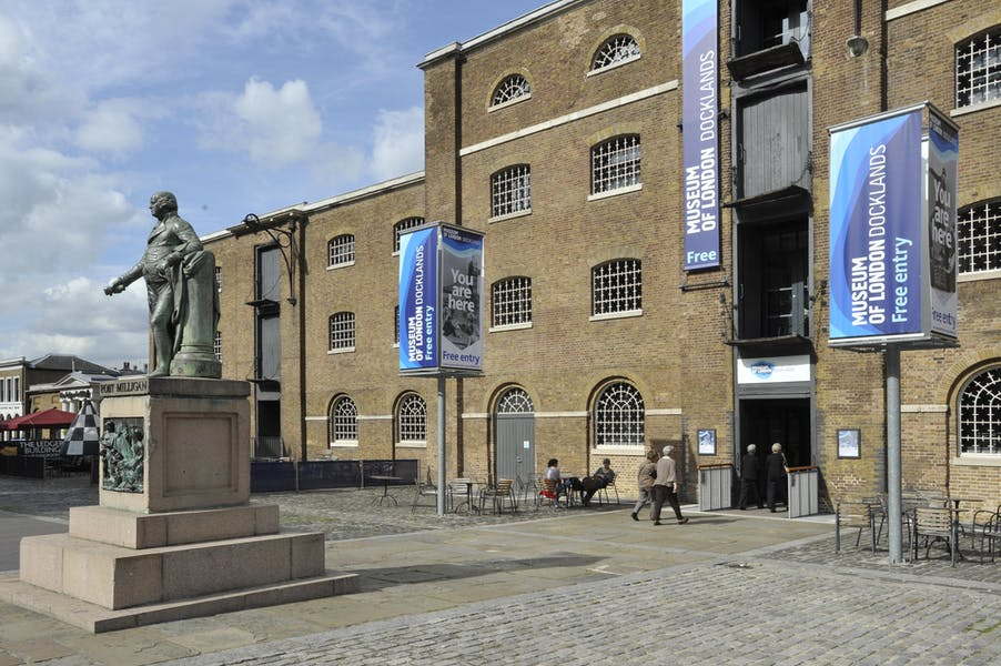 Photo of Whole Venue at Museum of London Docklands