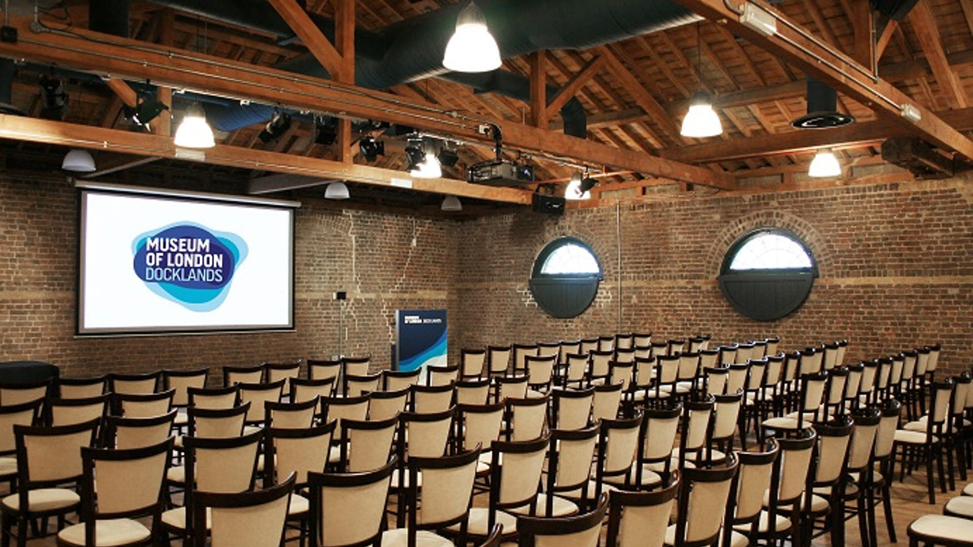 Wilberforce Theatre Museum Of London Docklands