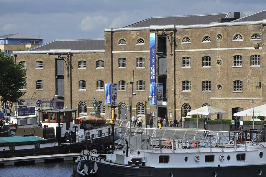 Photo of All Galleries at Museum of London Docklands