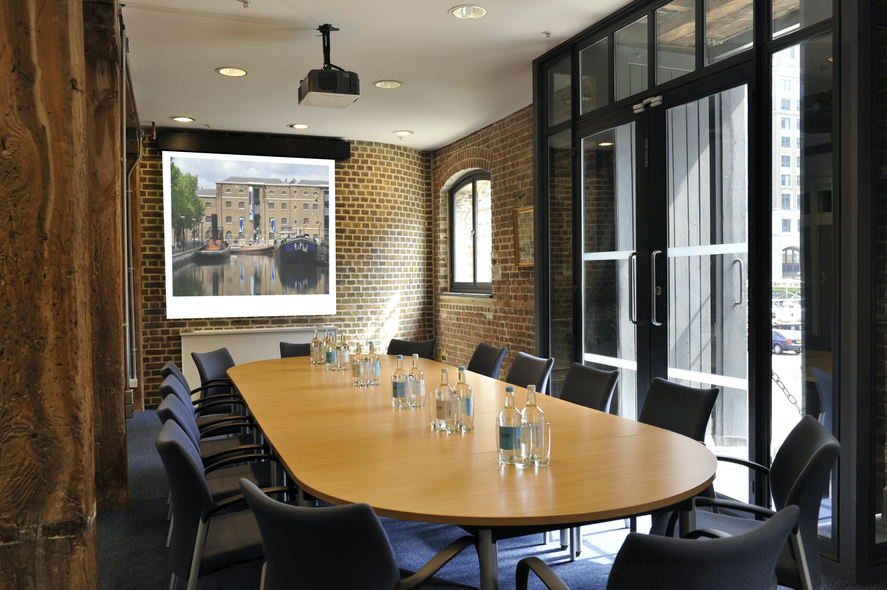 Museum of London Docklands Board Room