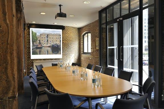 Museum of London Docklands Board Room