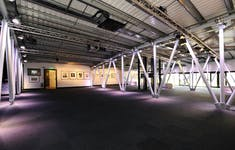 Hire Space - Venue hire Smokehouse Gallery and Roof Terrace at Forman's Fish Island