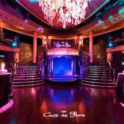Hire Space - Venue hire Whole Venue at Cafe de Paris