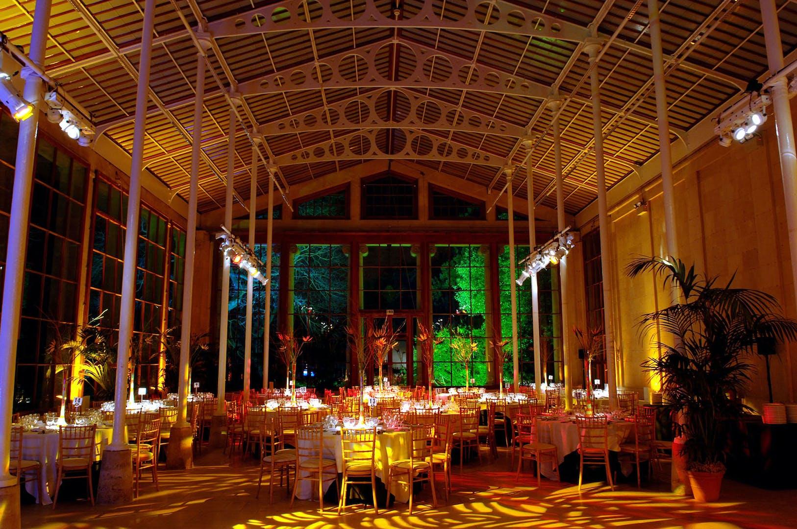 Nash Conservatory Wedding