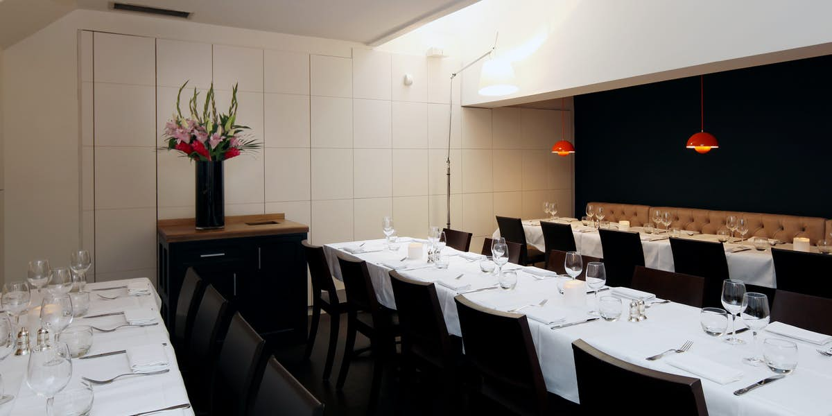 Hire hush holborn for Q dining room london