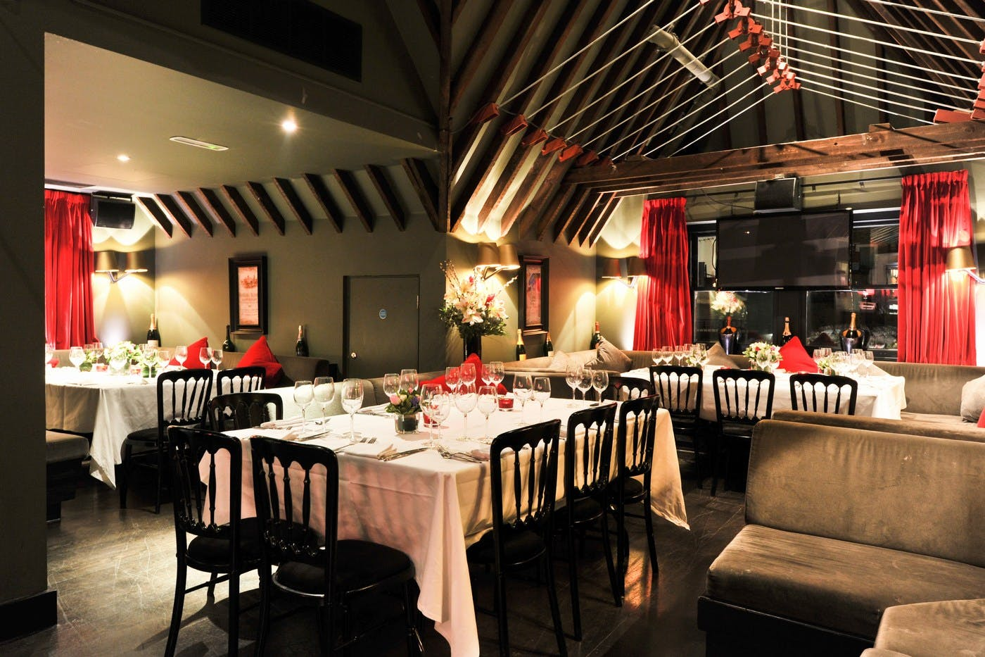 ... Hire Space   Venue Hire Penthouse Champagne Bar At Beaufort House  Chelsea ...
