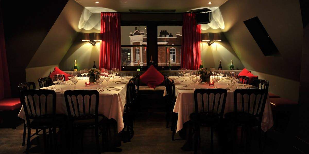 Hire beaufort house chelsea for Best private dining rooms chelsea