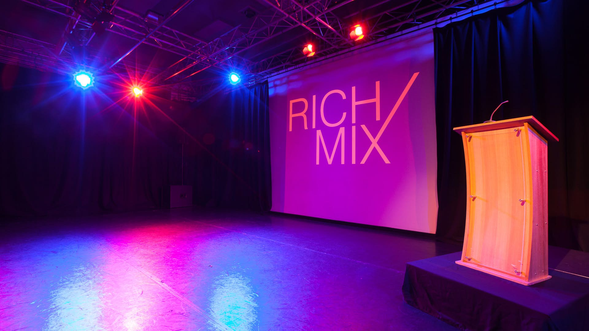 colourful Rich Mix