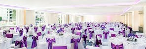 The Grand Ballroom at The Chelsea Harbour Hotel