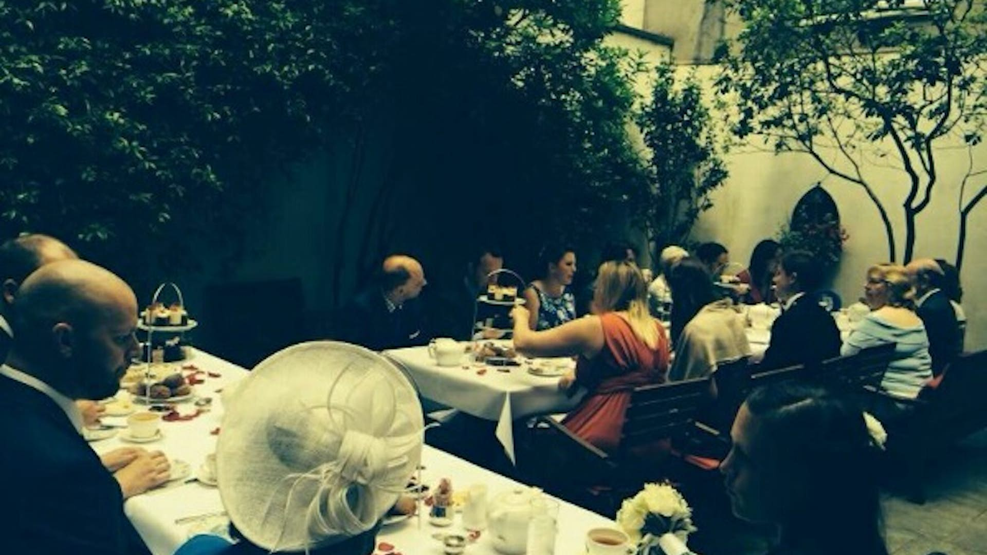 Secret Garden Tea Rooms Venue Hire