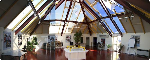 Hire Space - Venue hire Pyramid Room at Paddington Arts