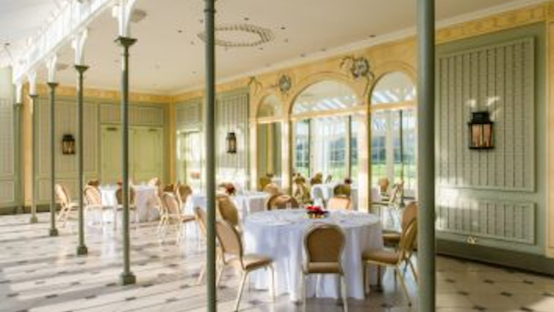 Terrace Room Business Hire The Hurlingham Club