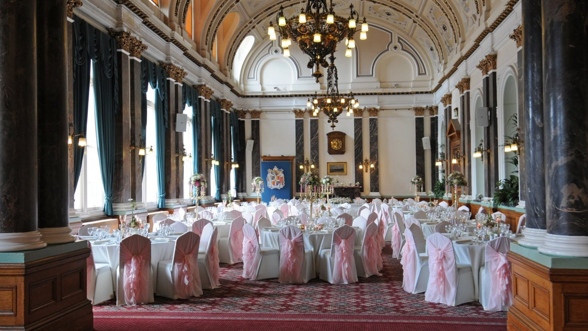 Banqueting Suite Weddings Hire The Council House