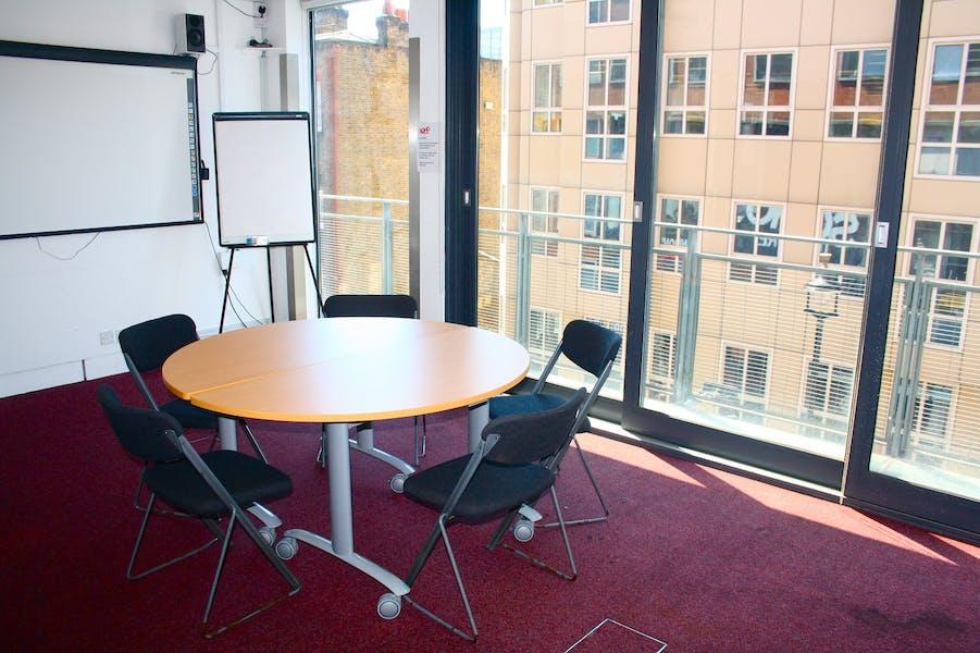 Photo of Seminar Room at Soho Theatre