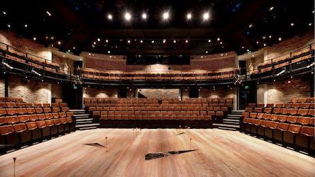Hire Space - Venue hire Everyman Theatre Auditorium  at The Liverpool Everyman Theatre