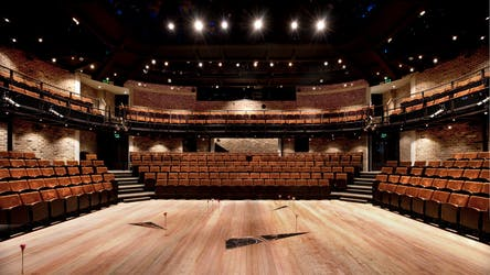 Hire Space - Venue hire Everyman Theatre Auditorium  at The Liverpool Everyman Theatre