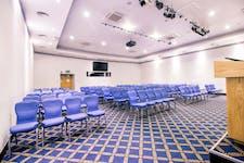 Hire Space - Venue hire Bill Boeing Room at No. 4 Hamilton Place