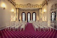Hire Space - Venue hire Argyll Room and Terrace at No. 4 Hamilton Place