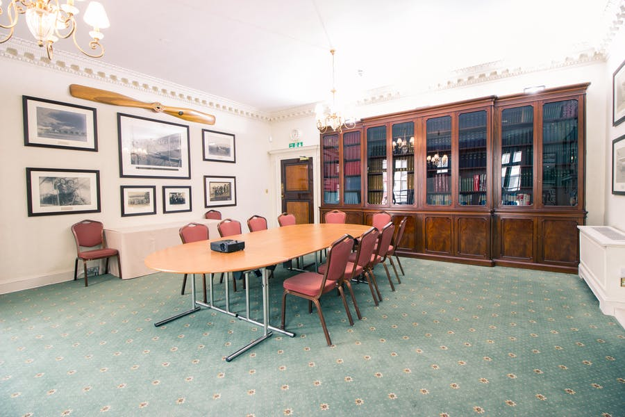 Photo of Sopwith Room at No. 4 Hamilton Place