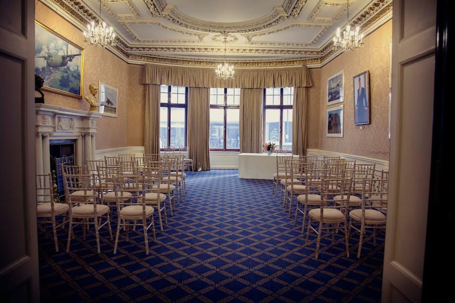 Photo of Council Room and Foyer at No. 4 Hamilton Place