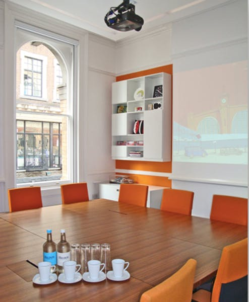Photo of Boardroom at London Transport Museum