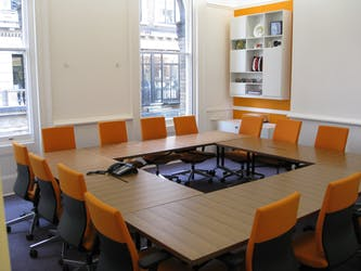 Hire Space - Venue hire Boardroom at London Transport Museum