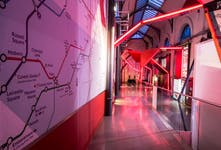 Hire Space - Venue hire Museum Galleries at London Transport Museum