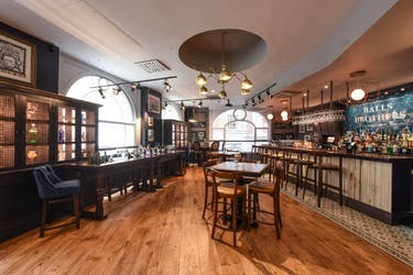 Hire Space - Venue hire Copper Bar at Balls Brothers Adams Court