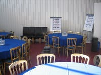 Hire Space - Venue hire The Suiting Room at Revolution Karting