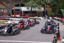Hire Space - Venue hire Studio Arch at Revolution Karting
