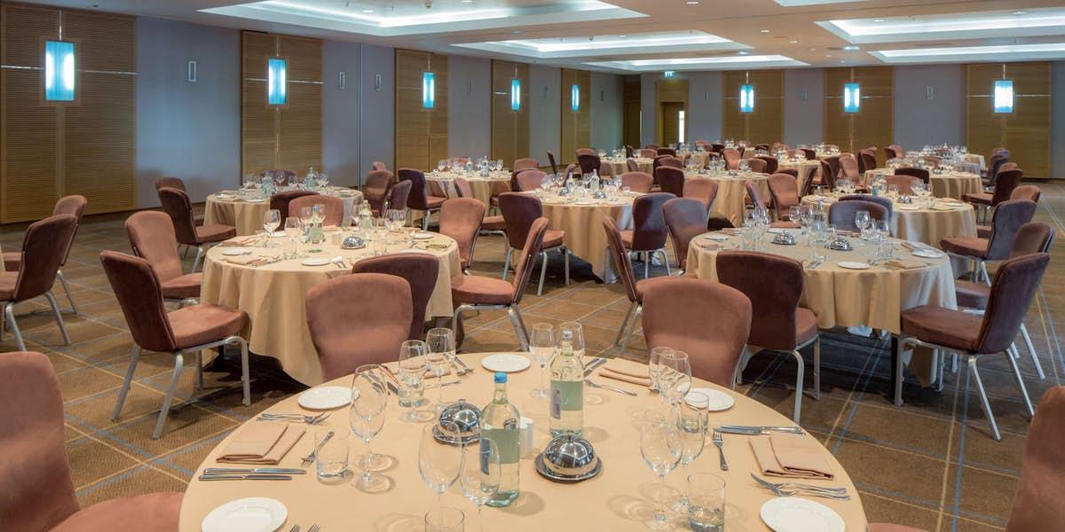 Hilton Canary Wharf Meeting Rooms
