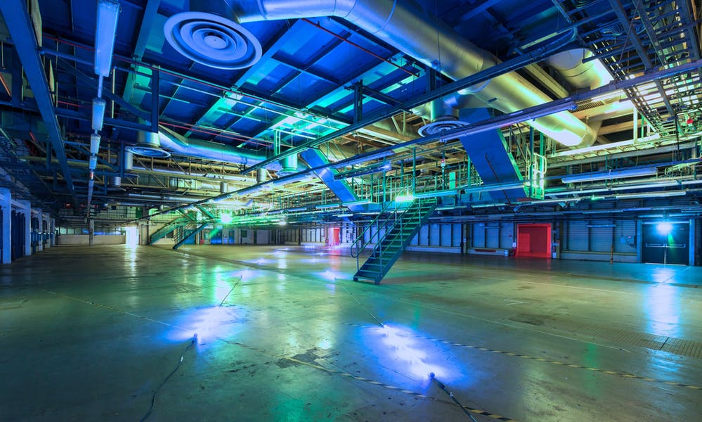 Photo of Publishing at Printworks London (Created by Venue Lab)