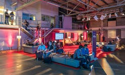 Hire Space - Venue hire HSBC at Printworks London (Created by Venue Lab)