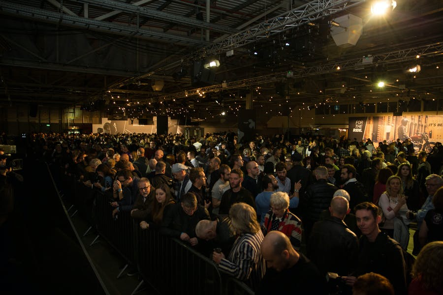 Photo of HSBC at Printworks London (Created by Venue Lab)