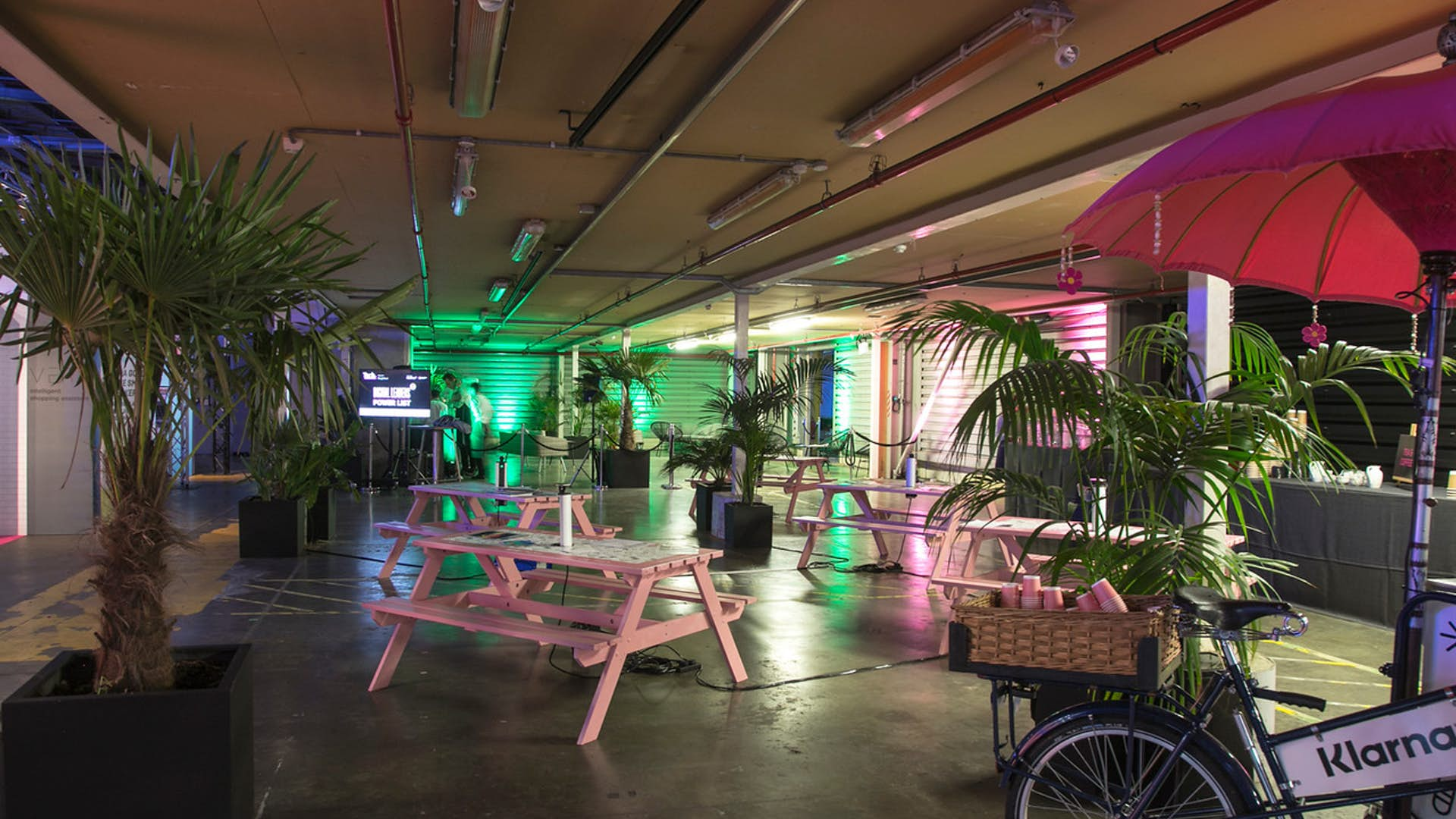 Warehouse C | Events Hire | Printworks