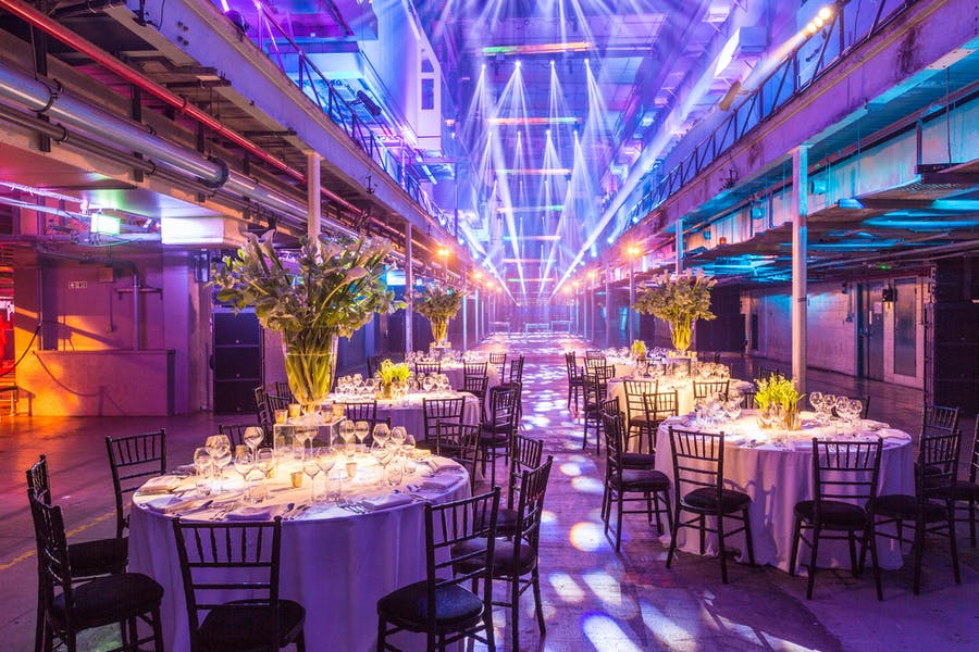 Photo of The Press Halls at Printworks London (Created by Venue Lab)