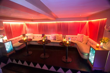Hire Space - Venue hire The Deco Lounge at The Big Chill House