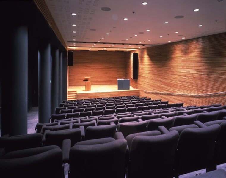 Photo of The Ondaatje Wing Theatre at National Portrait Gallery