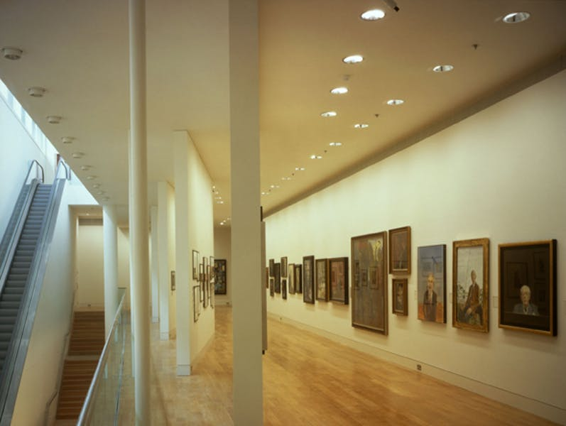 Photo of Balcony Gallery at National Portrait Gallery