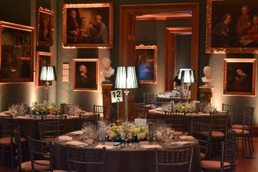 Hire Space - Venue hire 17th & 18th Century Galleries at National Portrait Gallery
