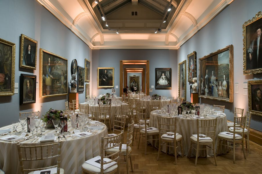 Photo of 17th & 18th Century Galleries at National Portrait Gallery