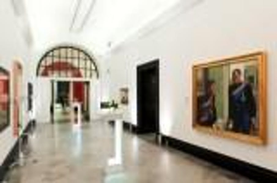 Photo of Lerner Galleries at National Portrait Gallery