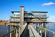 Hire Space - Venue hire The River Rooms at Greenwich Yacht Club