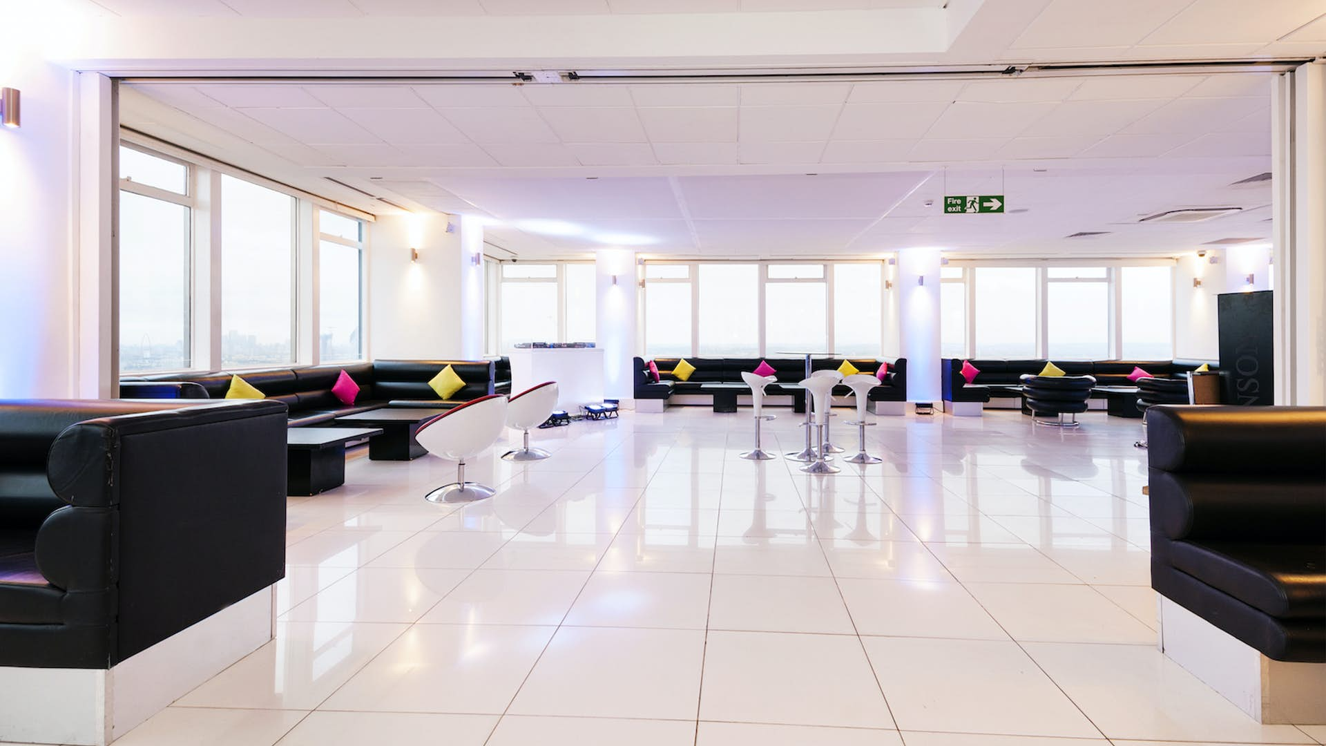 Whole Venue Business Hire Altitude 360