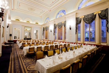 Hire Space - Venue hire Main Dining Room at City of London Club