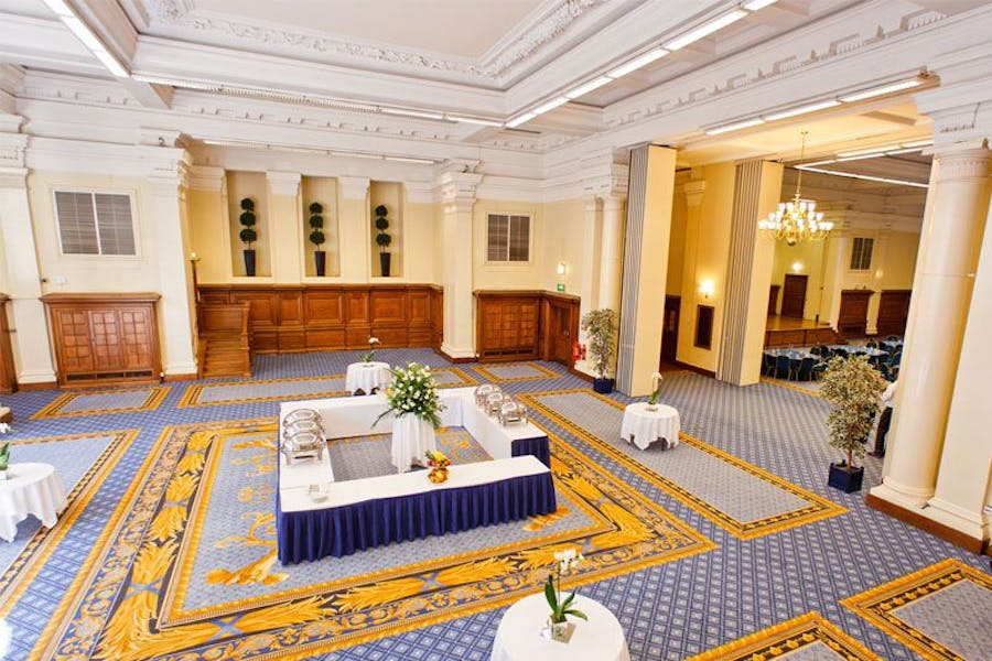 Photo of Library at Central Hall Westminster
