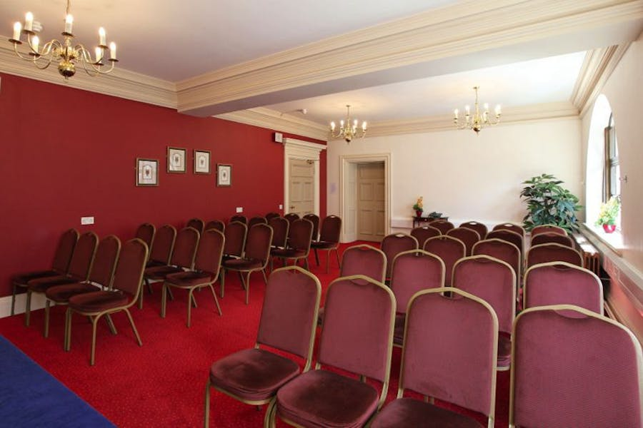 Photo of John Tudor Room at Central Hall Westminster