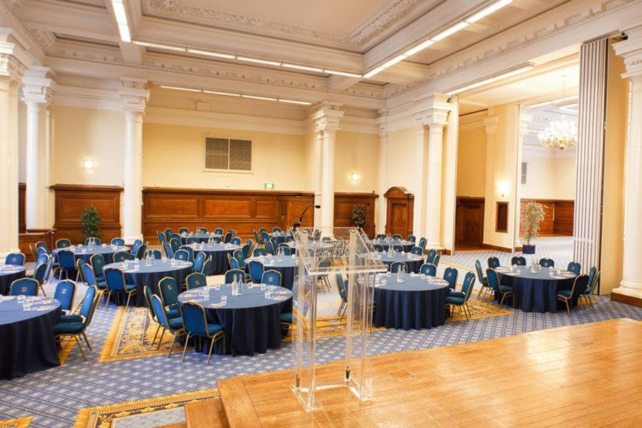 Photo of Lecture Hall at Central Hall Westminster